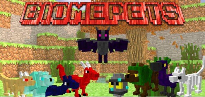 Addon BiomePets 1.13